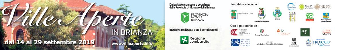 Ville Aperte Monza e Brianza 2019