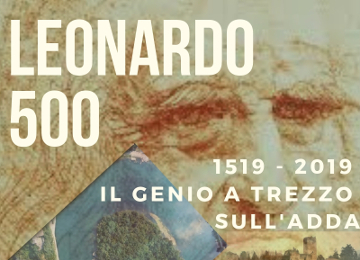 LEONARDO 500 - SPECIALE 2019